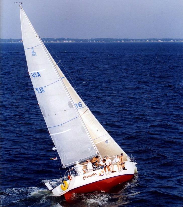 More J105 Sailing
